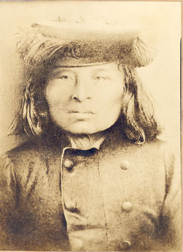 Chief Patkanim of the Snoqualmies