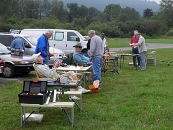Model Airplanes at Meadowbrook